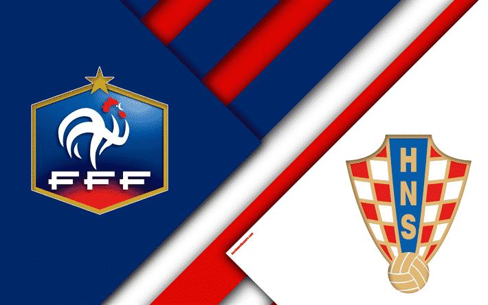 francia contro croazia