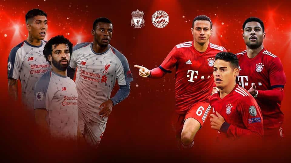 Liverpool –Bayern Monaco