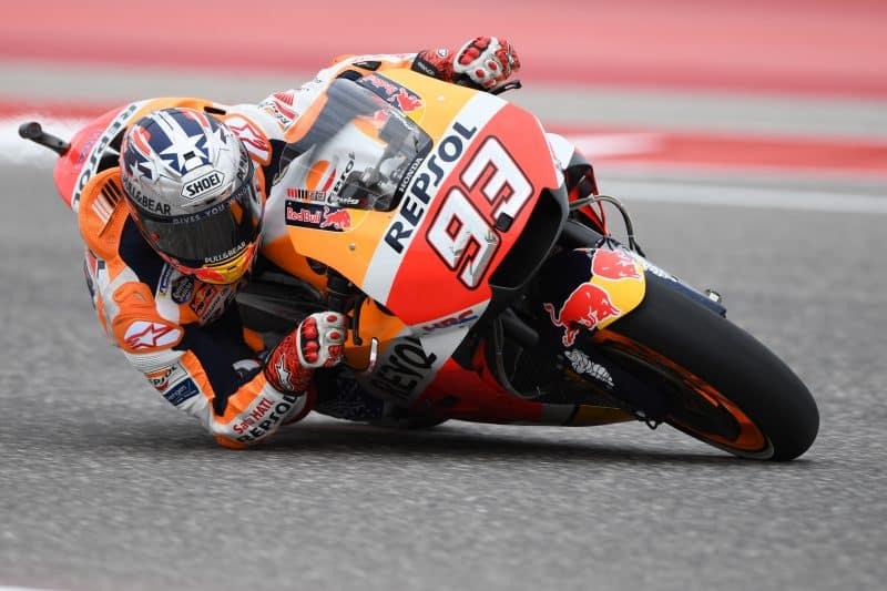 Marquez è il grande favorito in MotoGP