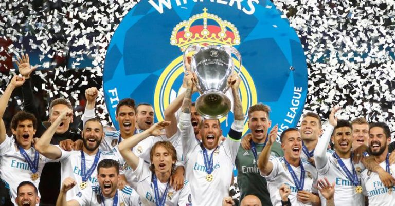 Il Real ha vinto la Champions League 2018