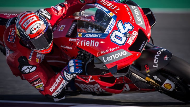 MotoGP: Andrea Dovizioso