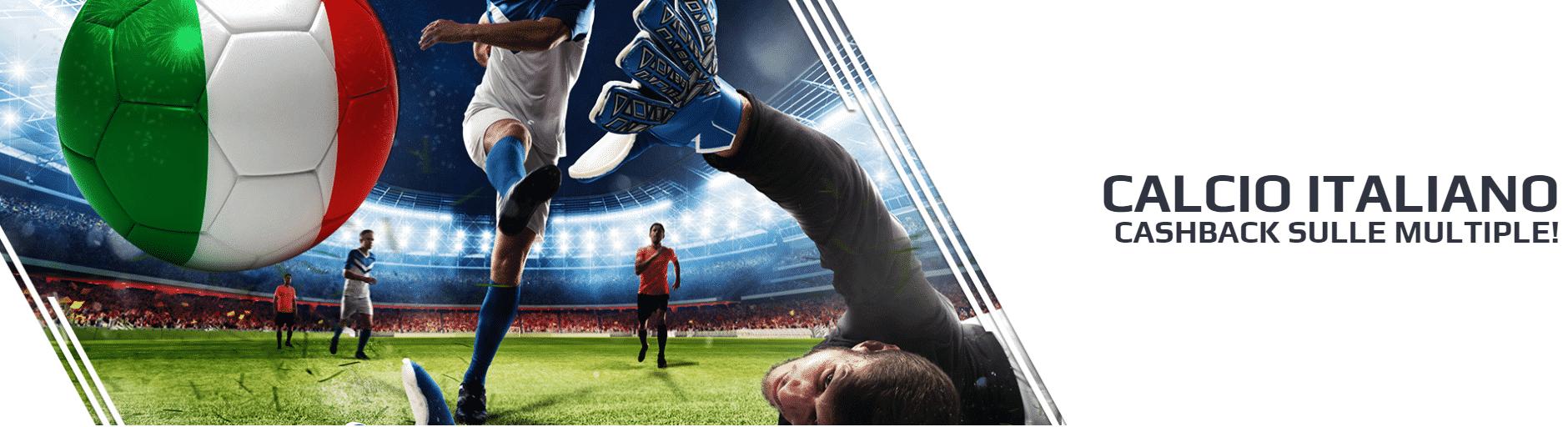 Promozioni NetBet: Cashback sulle multiple delle partite di calcio italiane