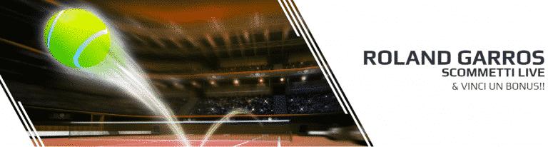 Bonus NetBet per il Roland Garros