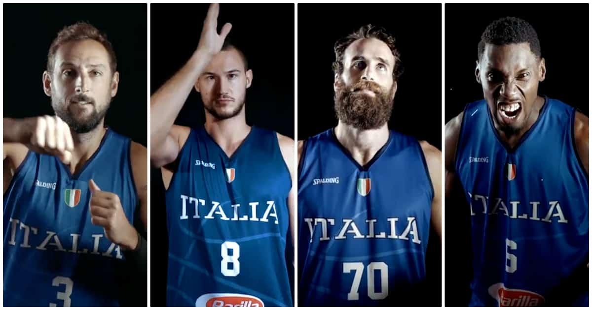 L'Italia è impegnata nei mondiali di basket 2019