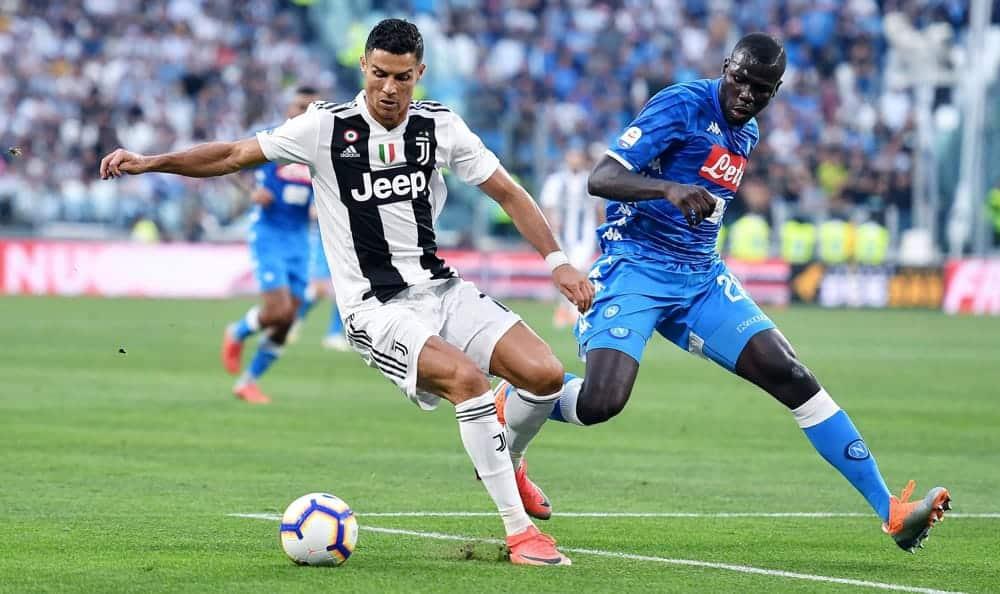 Juventus-Napoli: è subito lotta scudetto!