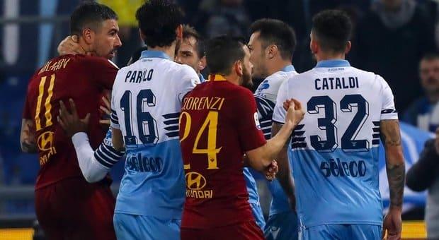 C'è molta attesa per il derby Lazio-Roma