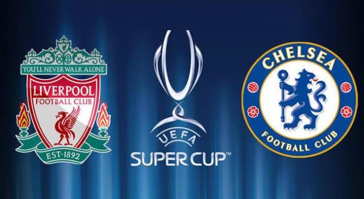 Supercoppa Europea 2019: Liverpool-Chelsea