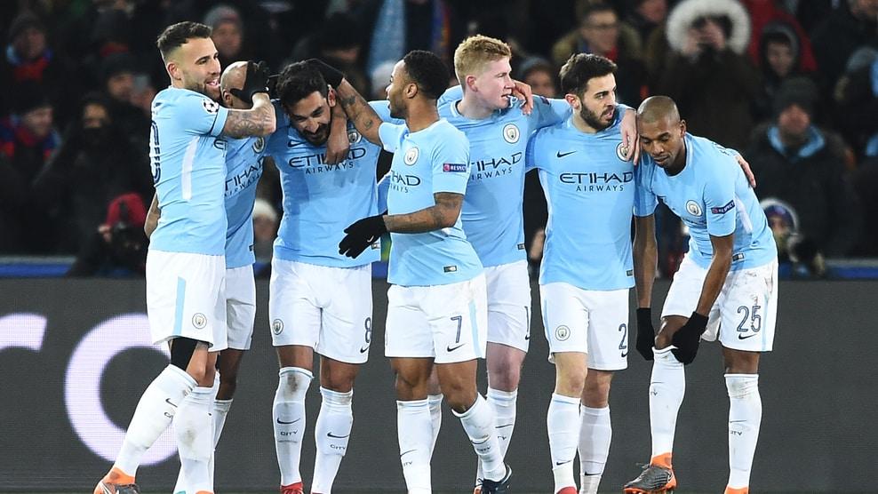 Il Manchester City è il grande favorito