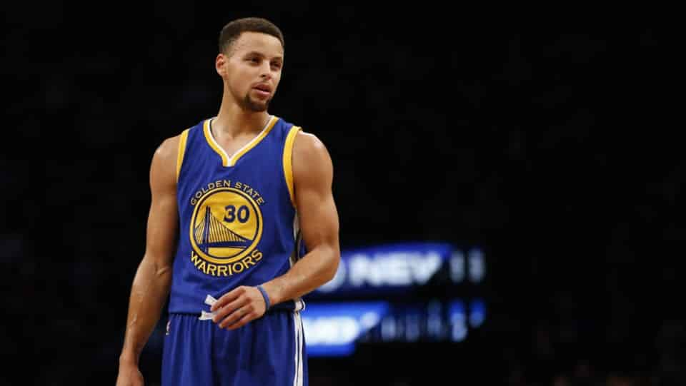 Per il titolo di MVP il favorito è Stephen Curry