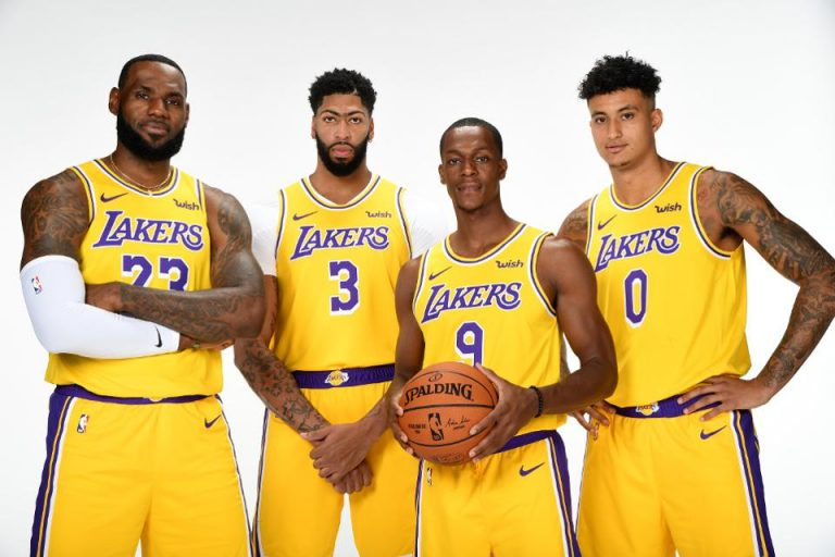 NBA 2019/2020: Lakers tra i favoriti