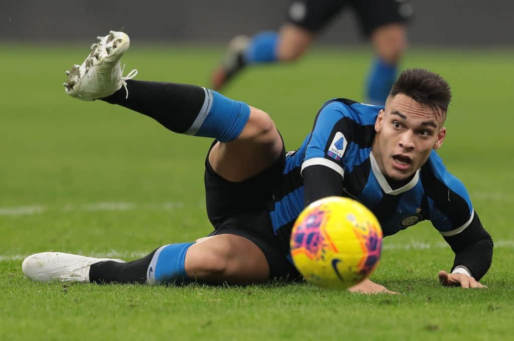 Lautaro, bomber dell'Inter