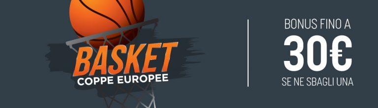 EURO BASKET AL SICURO