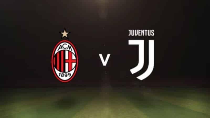 Coppa Italia 2020:  Milan-Juventus