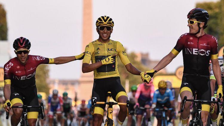 Lo scorso anno era stato il colombiano Egan Bernal ad imporsi al Tour de France