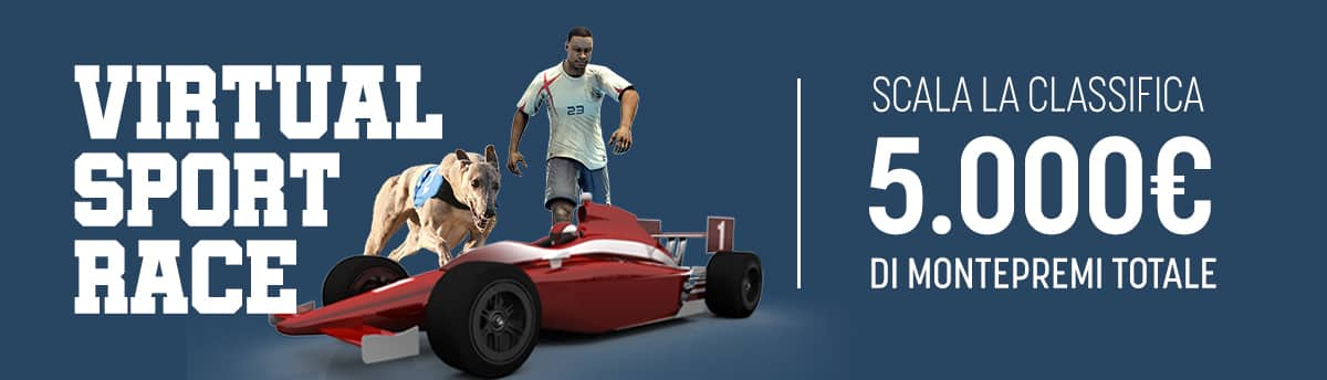 Virtual Sport Race