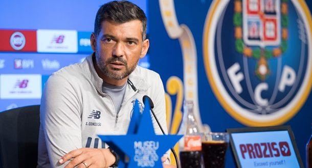 Sérgio Conceição, allenatore del Porto