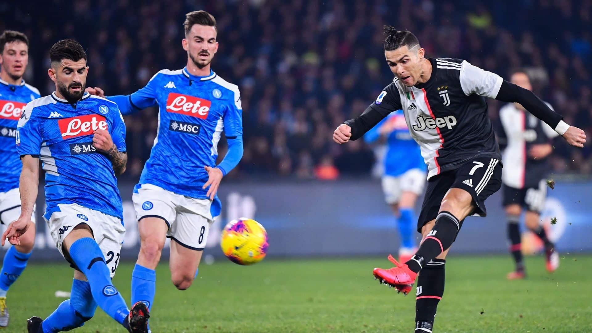 Finale Coppa Italia 2020: Napoli-Juventus