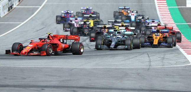 Si torna a scommettere sulla Formula Uno 2020!