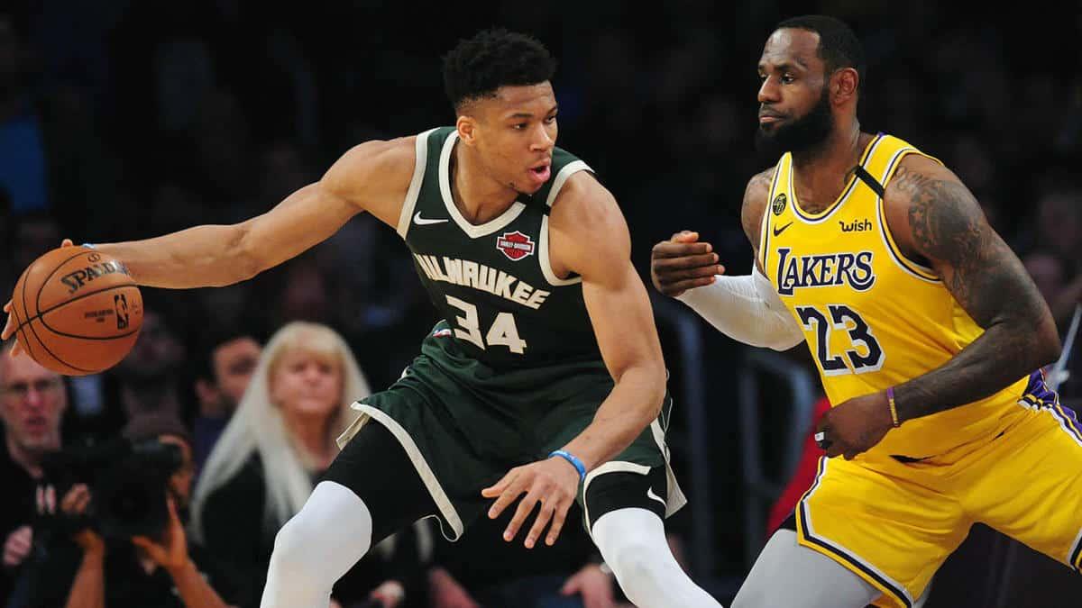 Lebron vs Giannis per il titolo NBA 2020?