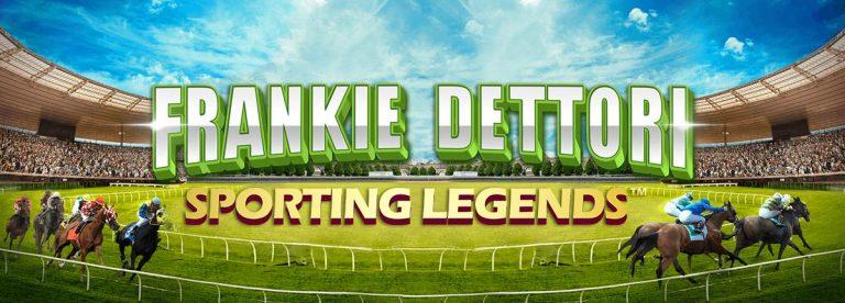Frankie Dettori Sporting Legends