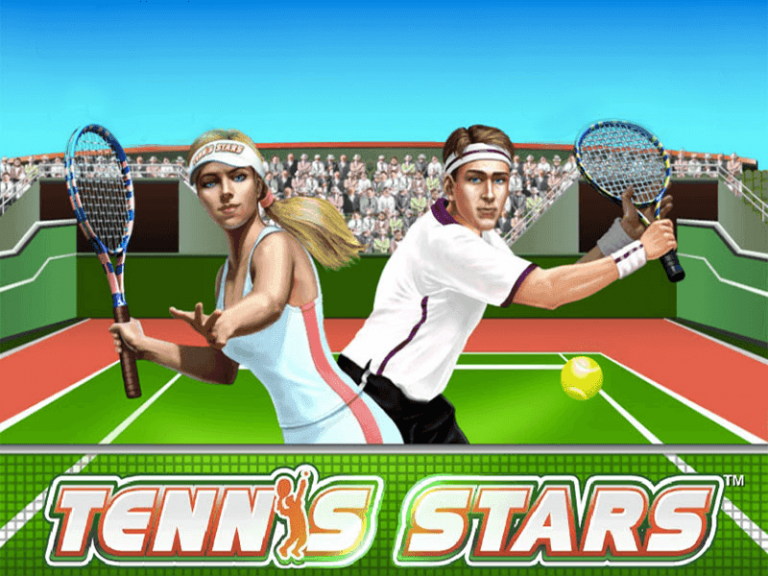 Tennis Stars Playtech