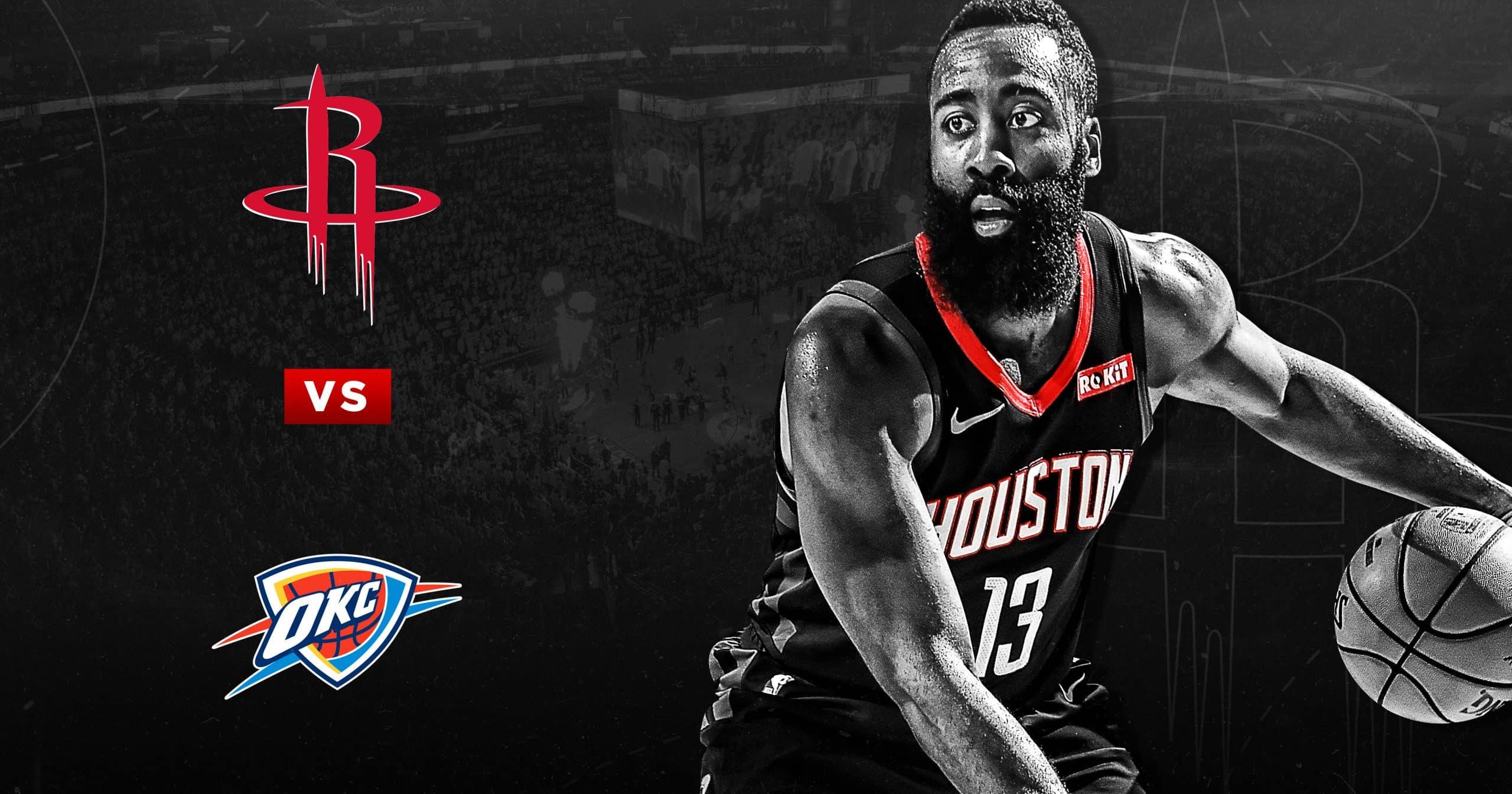 Oklahoma City Thunder - Houston Rockets
