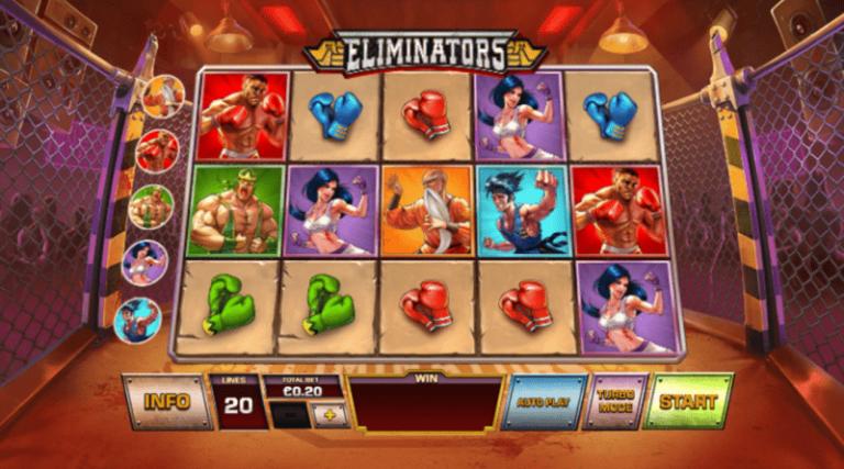 eliminators-slot