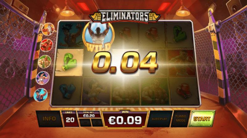 eliminators slot machine