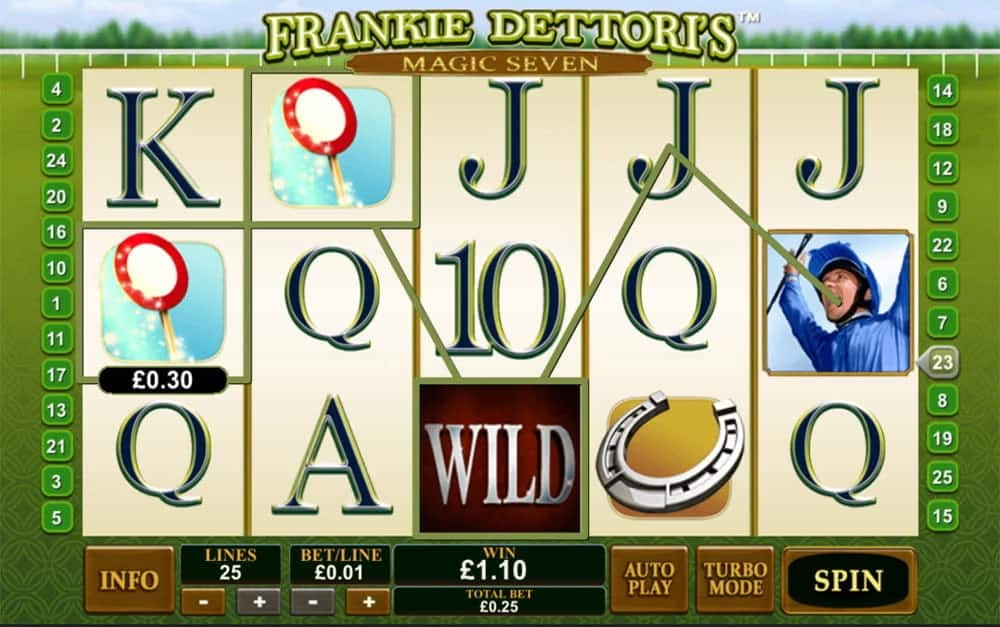 frakie dettori screenshot