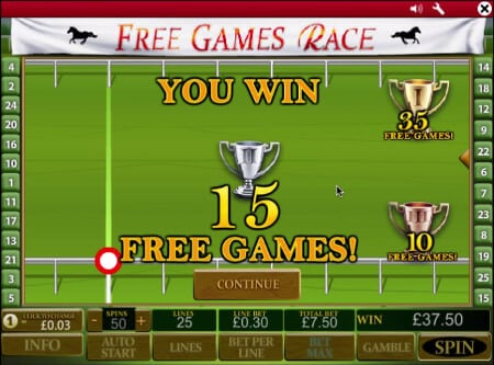 fgree games su frankie dettori slot machine online