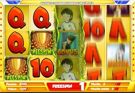 i Giochi gratis della slot