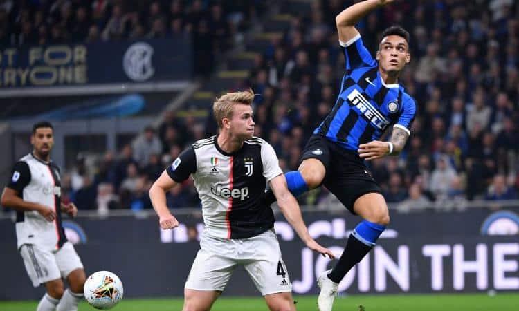 Calcio Serie A 2020/21: sarà lotta tra Juventus ed Inter?