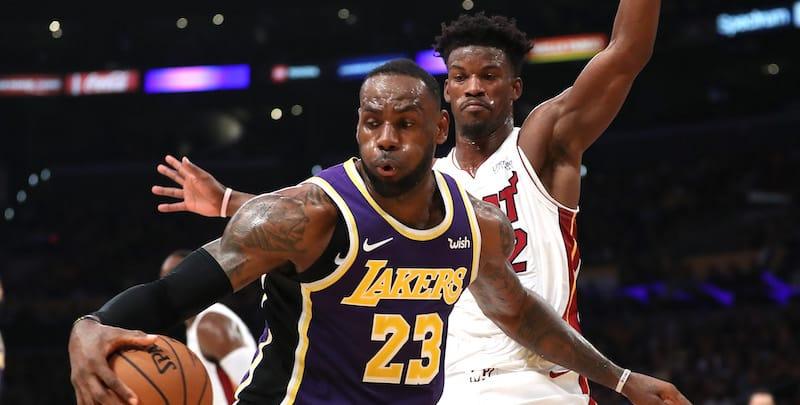 NBA Finals 2020: Lakers vs Heat