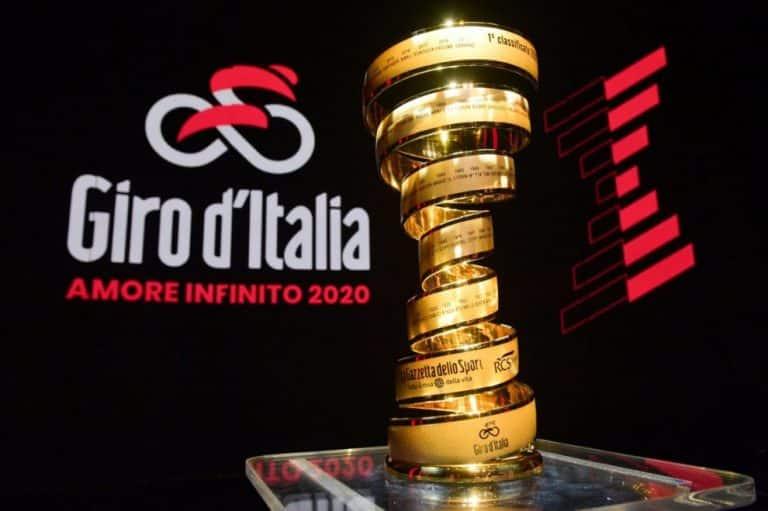 Scommettiamo sul Giro d'Italia 2020