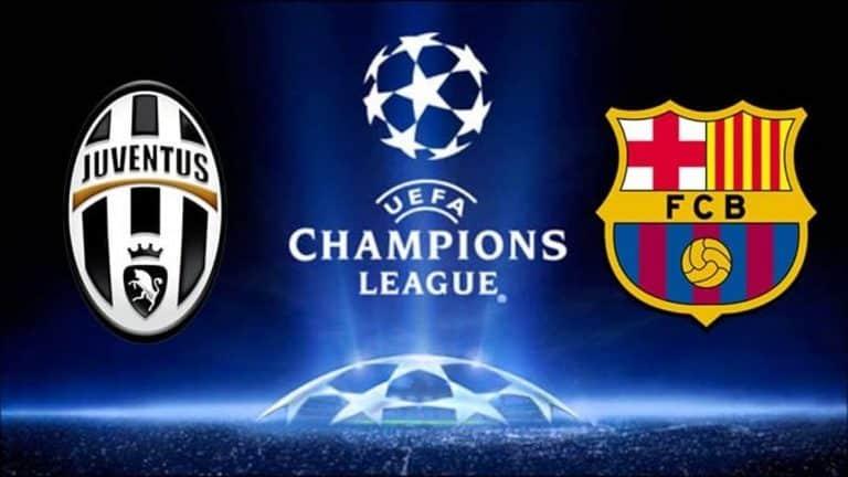 Champions League: scommettiamo su Juventus-Barcellona