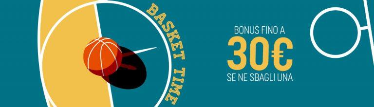 SALVI COL BASKET
