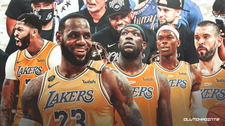 Lakers favoriti per il repeat