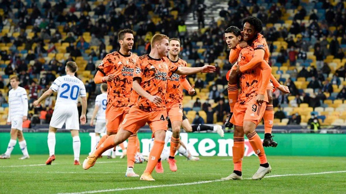 Juventus – Dinamo Kiev