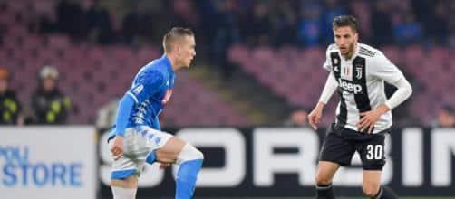 Juventus–Napoli giocheranno a Reggio Emilia
