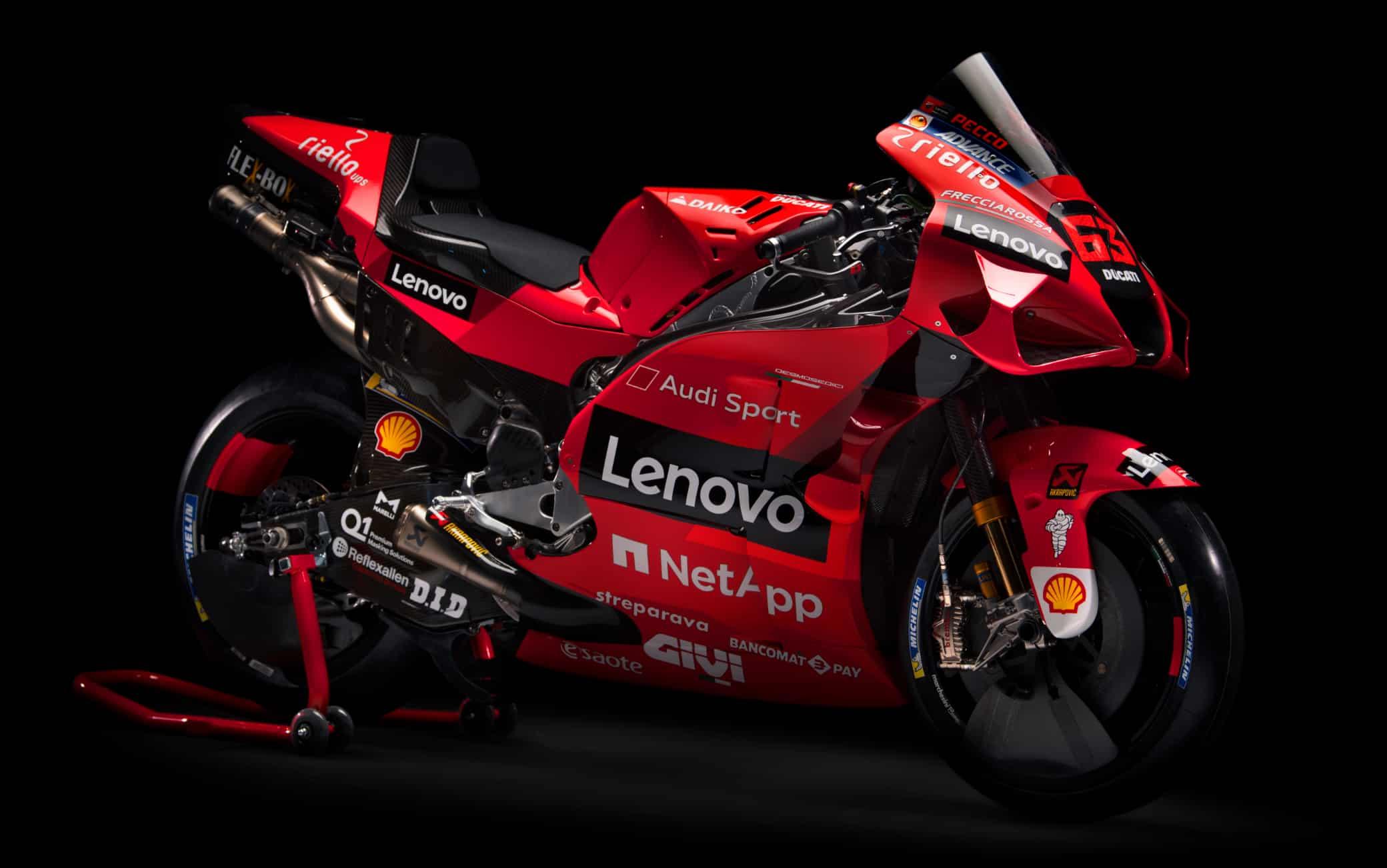 La Ducati 2021