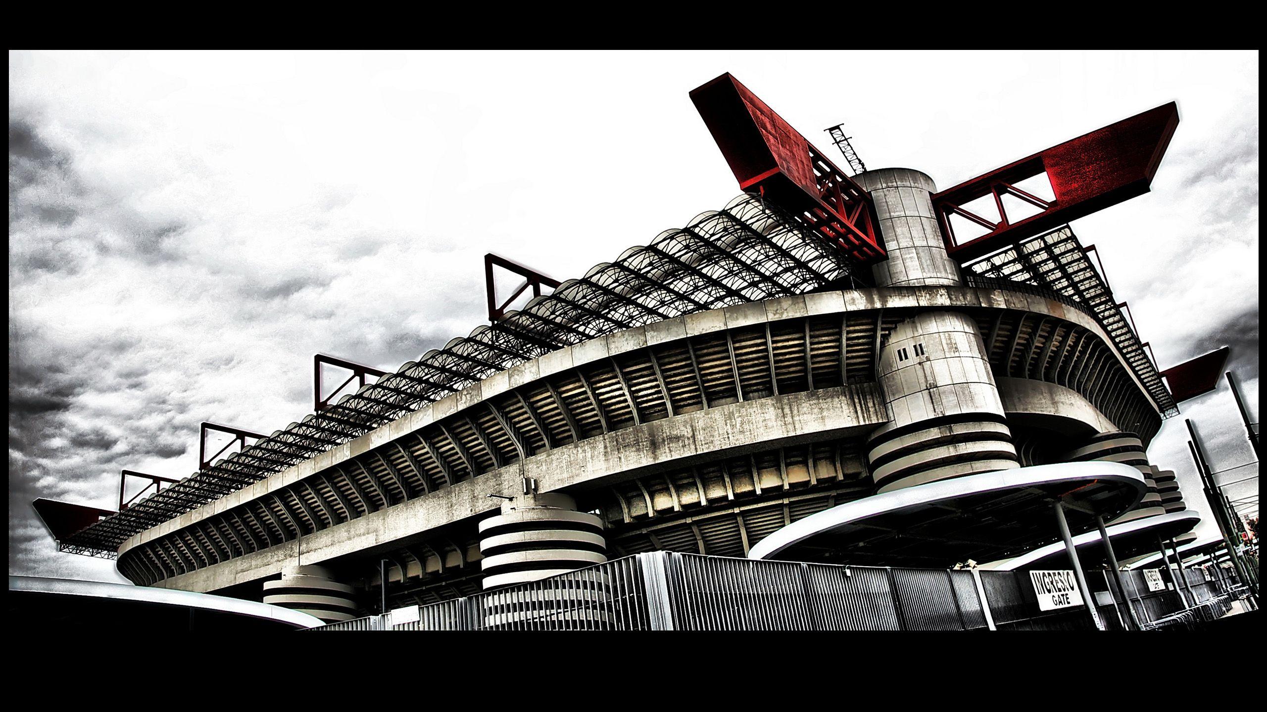 Un San Siro deserto ospiterà il derby di Milano