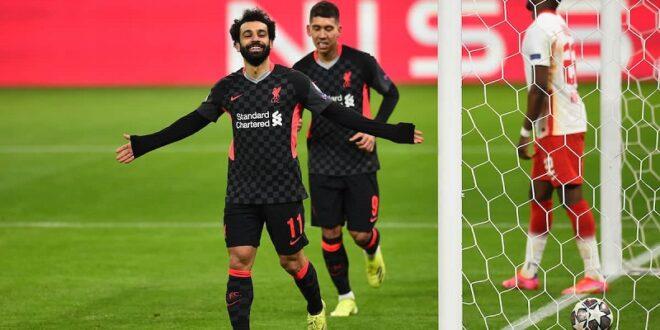 Liverpool - Lipsia: Salah in gol all'andata
