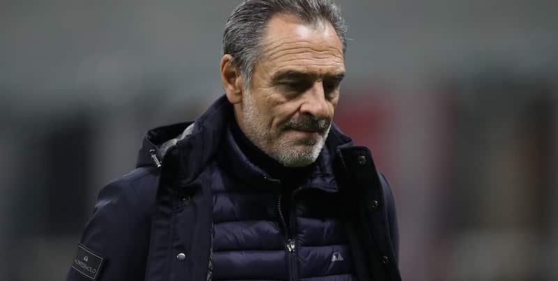 Cesare Prandelli si è dimesso da allenatore della Fiorentina