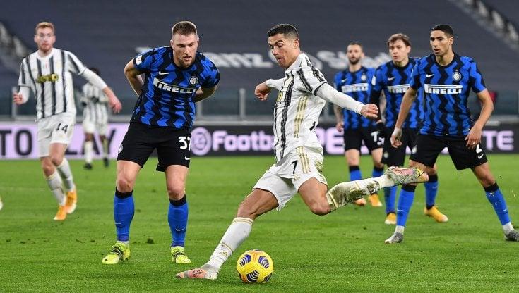 Ronaldo sarà uno dei protagonisti di Juventus - Inter