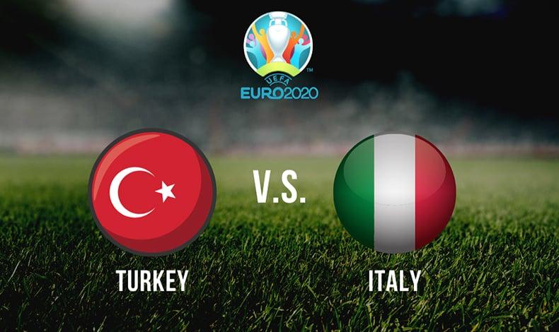Italia-Turchia
