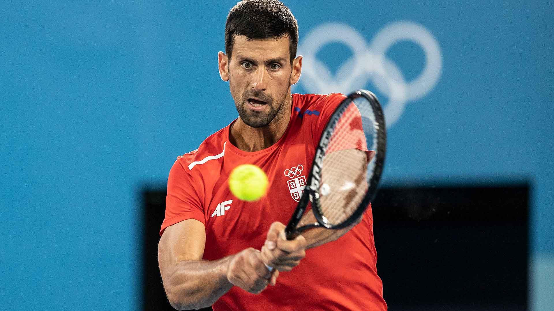Djokovic è il favorito dei bookmakers per l'oro olimpico