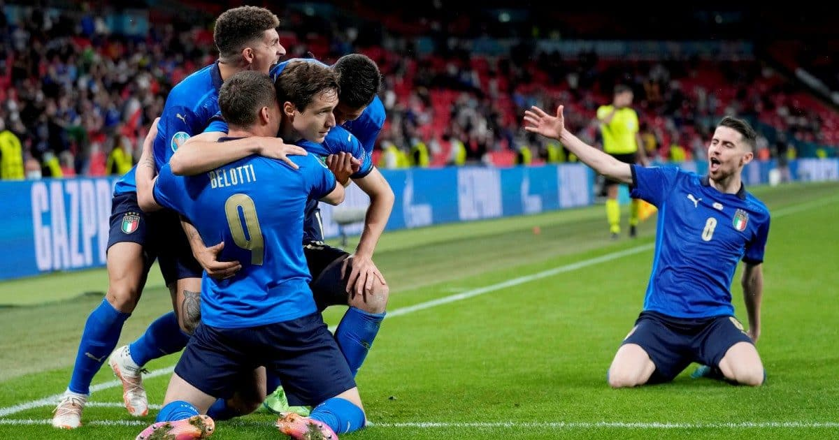 L'Italia ci convince ogni giorno di più: puntiamo sugli azzurri