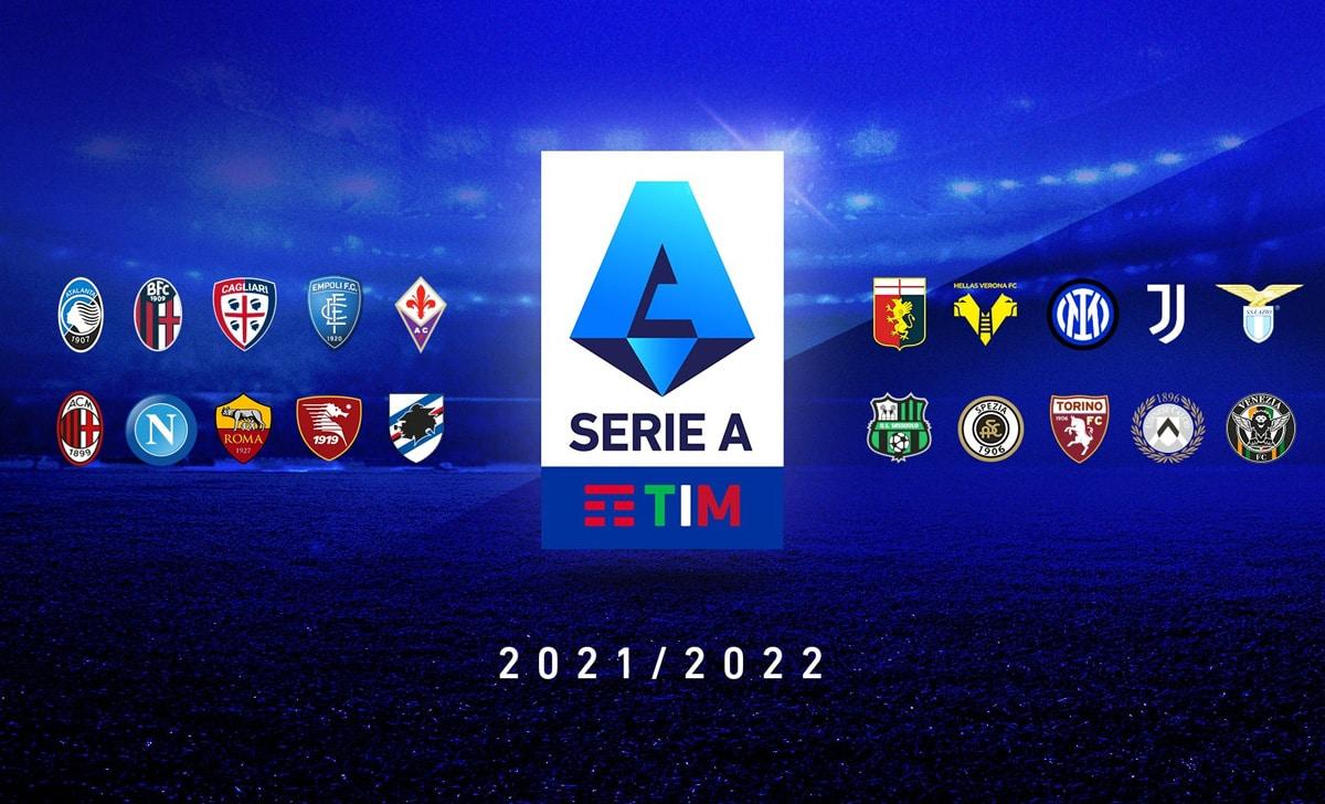 Il campionato di serie A di calcio 2021/2022