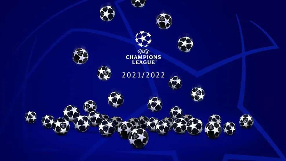 Champions League 2021/2020